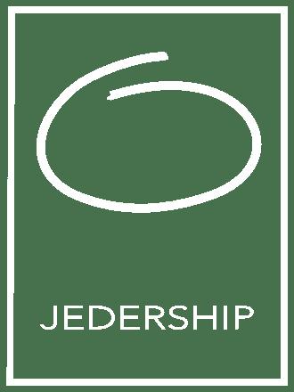 Jedership Logo weiss